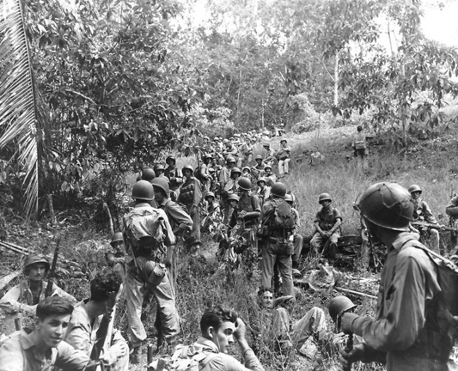 Firsthand from Guadalcanal