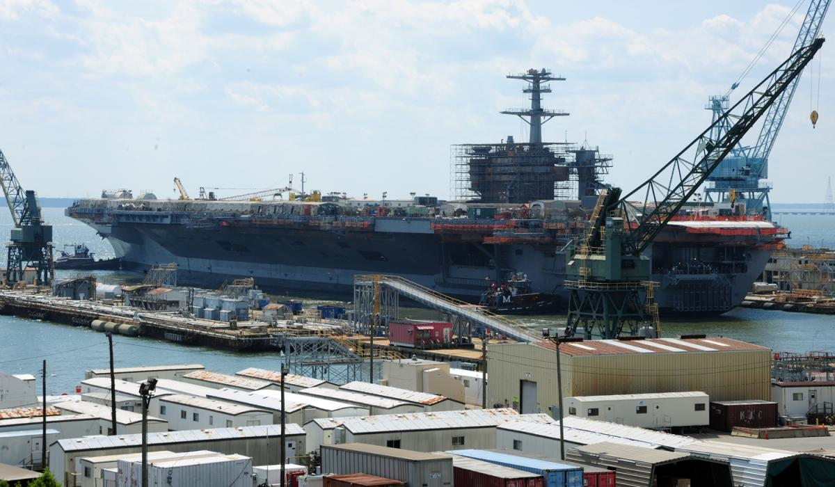 Congress Set To Extend Continuing Resolution; Puts Ohio Replacement, Shipbuilding Contracts At Risk