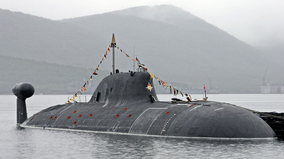 Pentagon Denies Russian Sub Patrolled in Gulf of Mexico