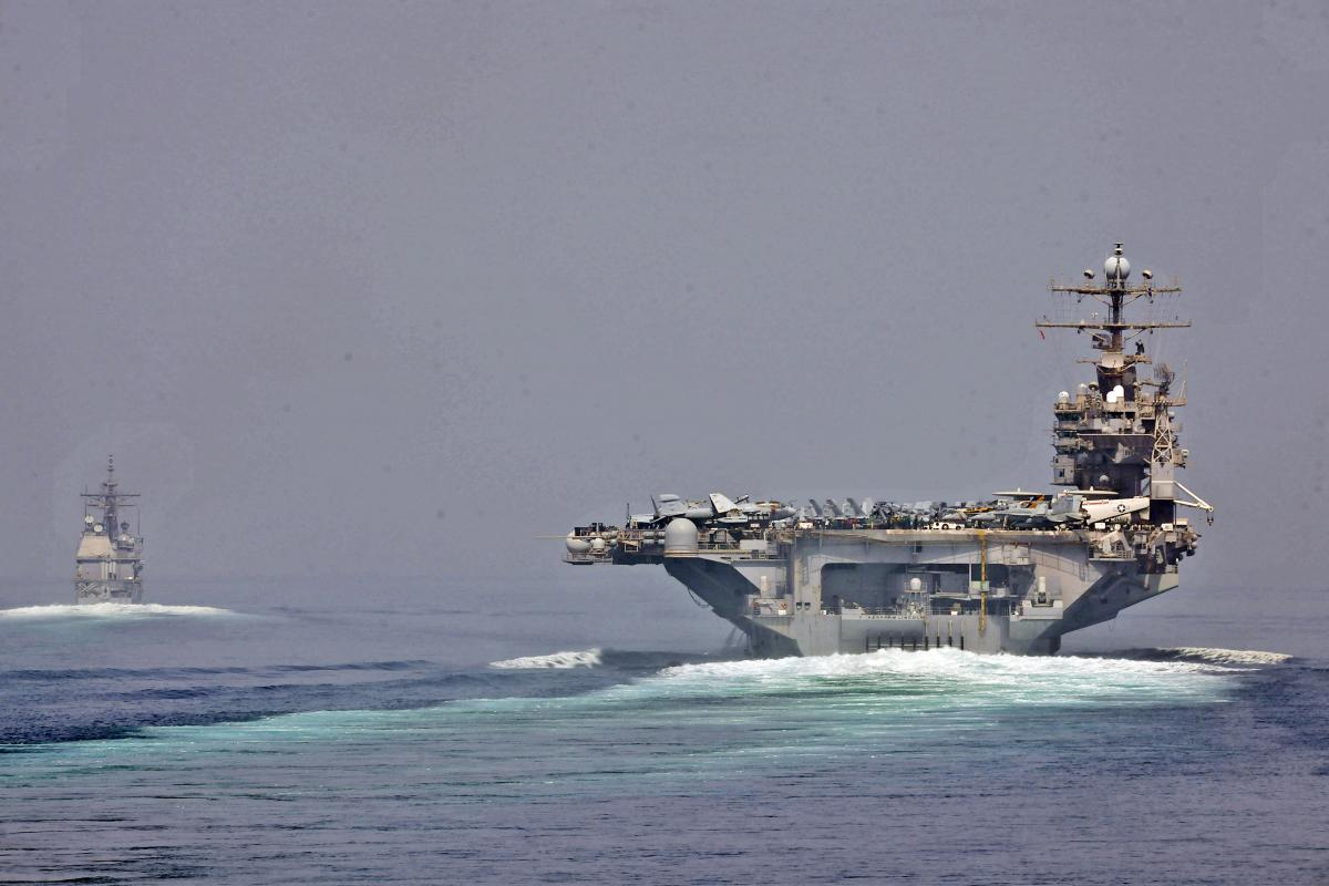 Iranian Mines in the Strait of Hormuz not 'Showstoppers' - USNI News