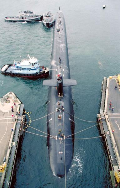 The Incredible Shrinking SSBN(X)