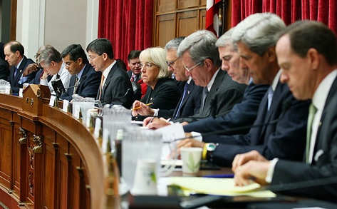 The so-called congressional super committee in 2011