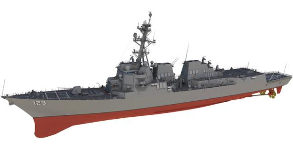 Forbes Critical of New Navy Ship Design