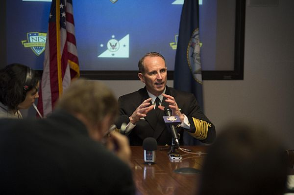 Briefing: 'Virtually All' Navy Civilians Face Furlough