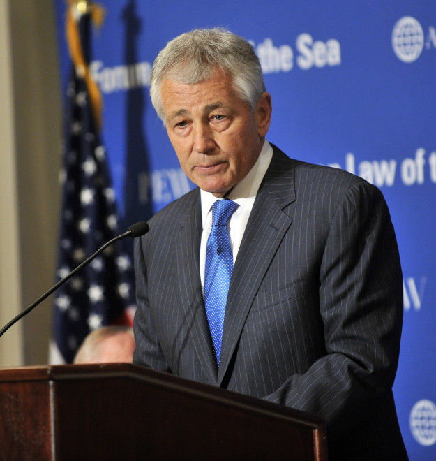 Opinion: Chuck Hagel and the Necons