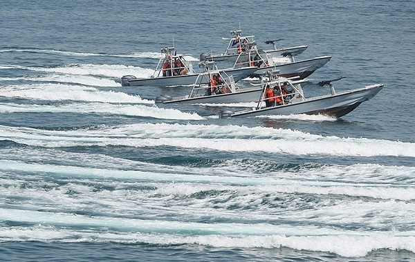 UPDATED: Iran Says Speedboat Harassment Down Because U.S. Behavior Change