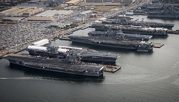 Navy: Lincoln Refueling Delayed, Will Hurt Carrier Readiness