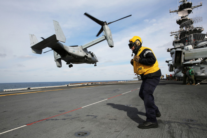Navy: Budget Fight Will Not Delay Kearsarge ARG Deployment