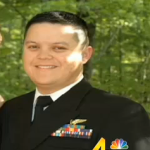 Lt. Cmdr. Alan A Patterson, 34, Naval Flight Officer from Tullahoma, Tenn. was one of three killed in the Monday crash of an EA-6B Prowler. WSMV 4 Photo