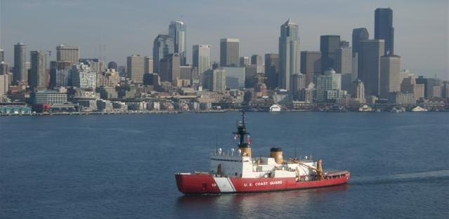 Report: Coast Guard Polar Icebreaker Modernization
