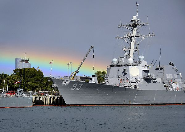 Sequestration Sidelines Six Surface Ships