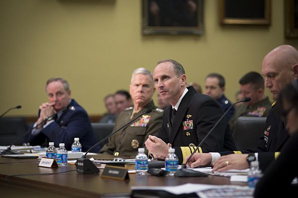 Congressional Group Urges Navy to Maintain Ships