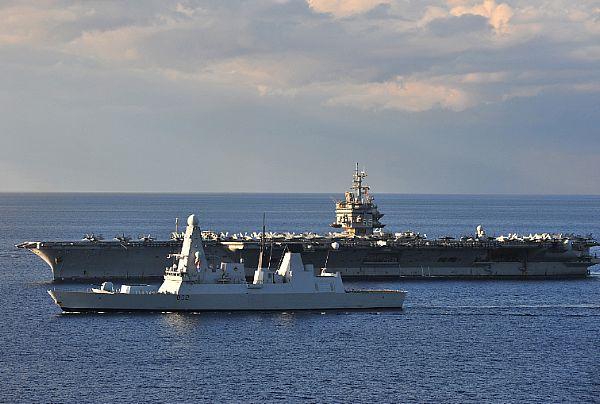 U.K. Royal Navy Wants to Bullseye Rogue Missiles with U.S. Help