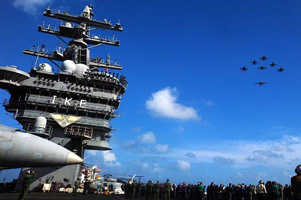 Opinion: History's Costliest Fleet Auxiliary