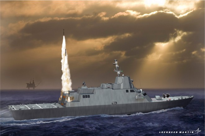 Report: Surface Forces CO Wants One LCS Design, Scrap DDG-51 Flight III