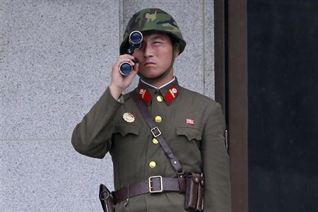AP: North Korea Cancels 60-year-old Nonaggression Pact