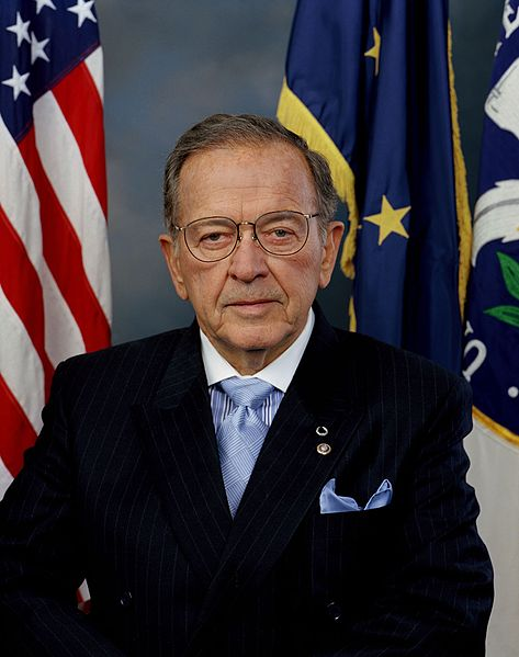 Senate Wants a 'USS Ted Stevens'