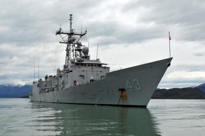 SECNAV Memo: Navy Won't Reactivate Perry Frigates for SOUTHCOM Mission; Will Send Ships to Fight Drug War in 2018