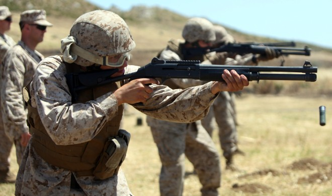 New USMC Unit Will Provide Faster Punch in Africa and Middle East