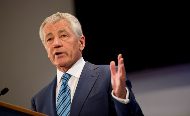 Hagel on Budget: 'We are Living in a World of Complete Uncertainty'