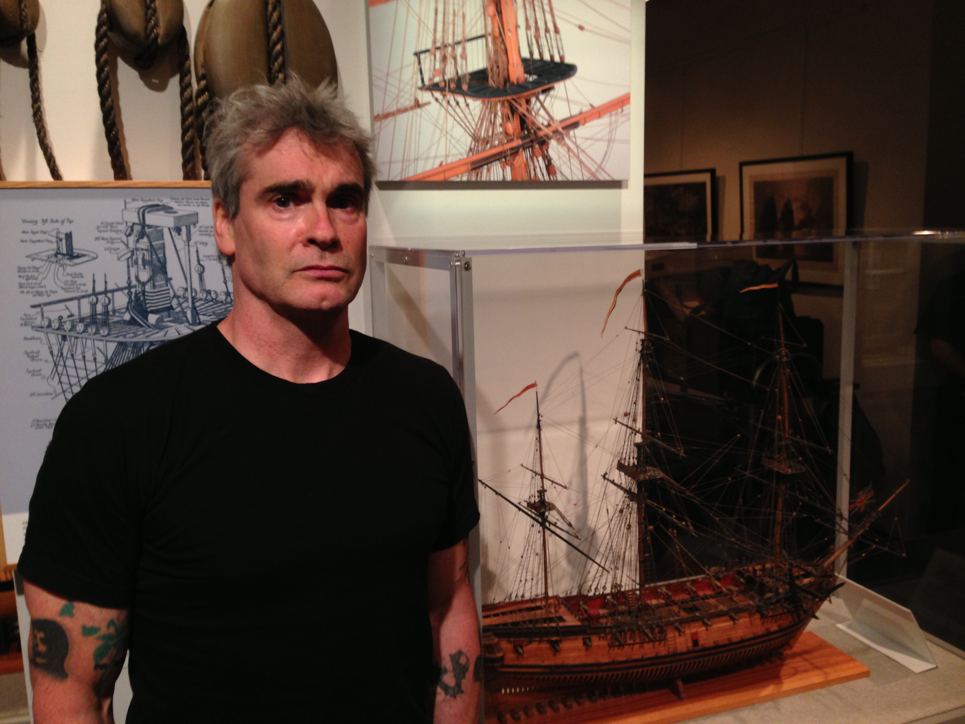 WEBCAST: A Conversation With Henry Rollins Streaming Live From SXSW ...