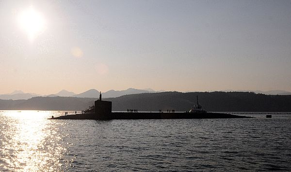 Navy Leaders Push SSBN Replacement