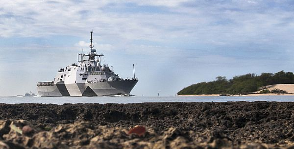 Draft GAO Littoral Combat Ship Report and U.S. Navy's Response