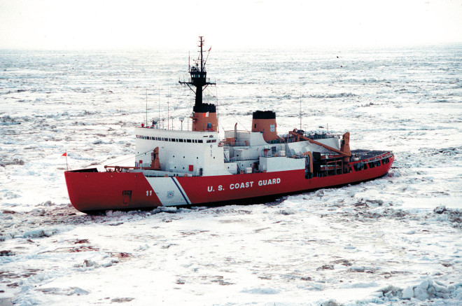 Document: Coast Guard 2013 Arctic Strategy