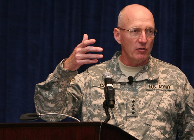East: U.S. Army Needs Focus on Human Dimension