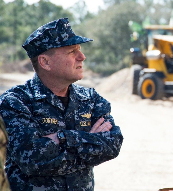 Document: Fleet Forces to be Naval Component for US NORTHCOM