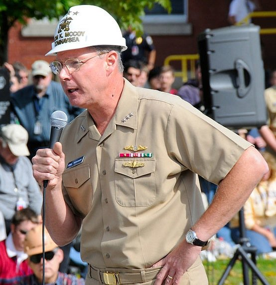 NAVSEA's McCoy Speaks