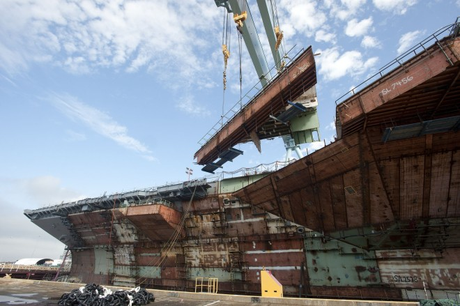Document: Report to Congress on U.S. Navy Shipbuilding, Force Structure