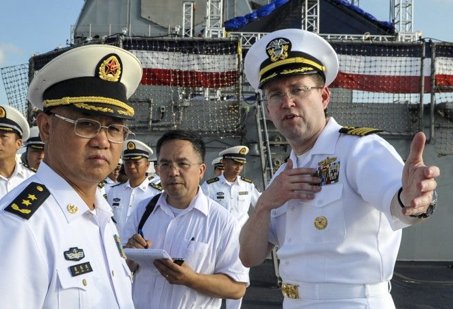 Congress Questions Chinese Involvement in Upcoming U.S. Led Exercise