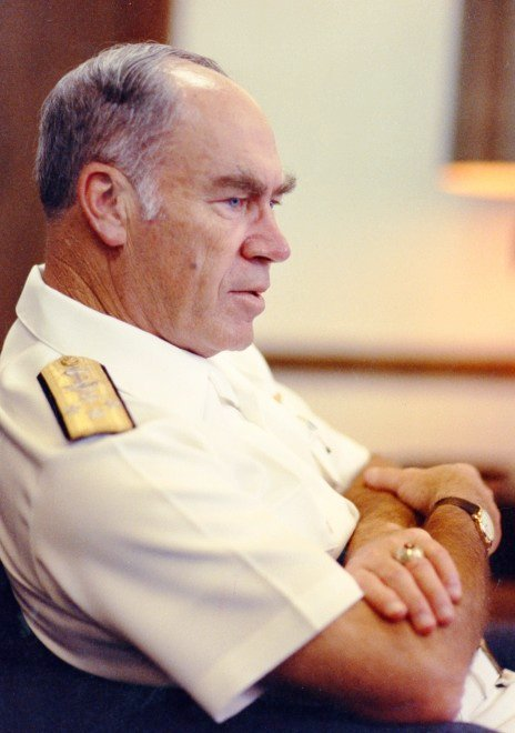 The Legacy of Adm. Frank Kelso