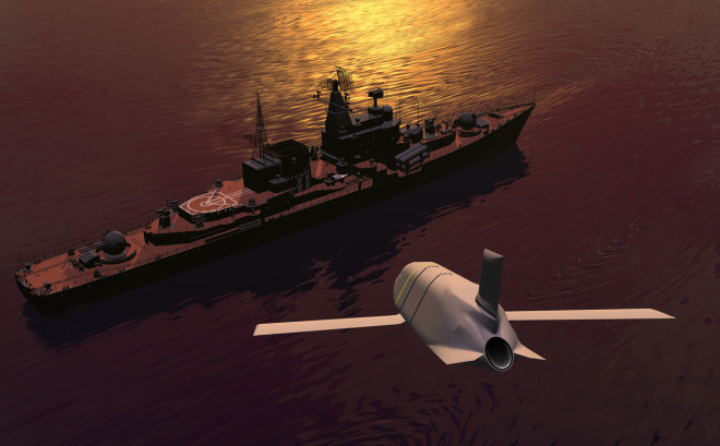 SNA 2014: Lockheed Makes Progress On Next Generation Anti-Ship Missile