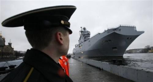 Russia Could Sue France Within Six Months Over Mistral Deal