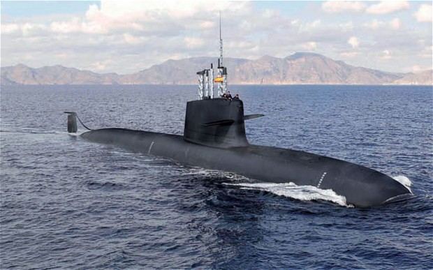 Electric Boat Called in To Fix Flawed Spanish Sub