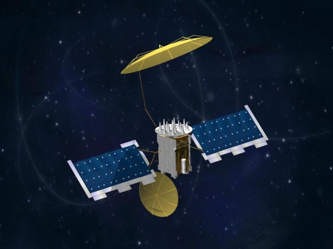 Final MUOS Satellite in Place, Italian Ground Station Conducting Limited Operations