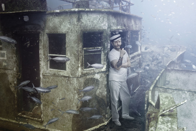 Underwater Art Galleries Keep Memory of Ships Alive