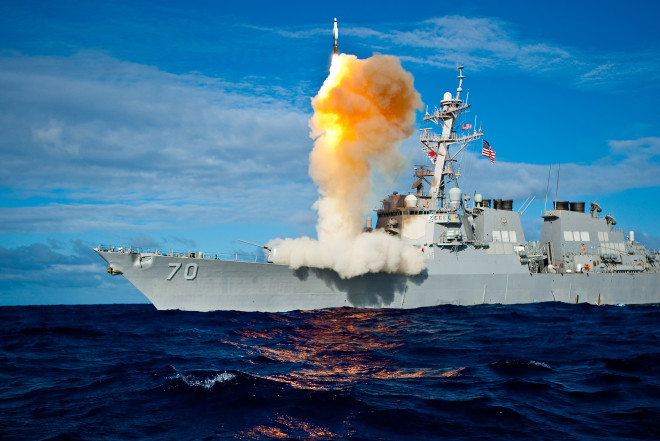 Missile Defense Agency Scores Big on Most Difficult Aegis Target to Date