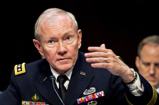 Chairman of the Joint Chiefs of Staff Gen. Martin E. Dempsey. Defense Department Photo