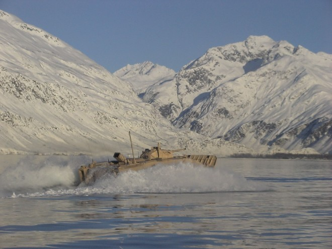 Document: Report on Marine Corps Amphibious Combat Vehicle