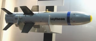 The Griffin Missile, Raytheon Photo