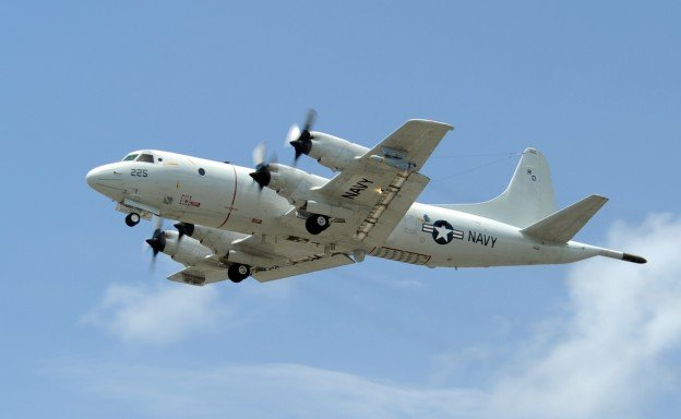 A P-3C Orion. US Navy Photo