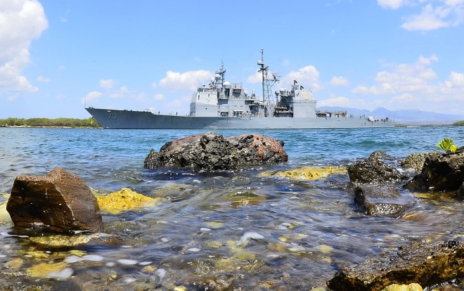 Navy Changes Assessment on Port Royal Damage