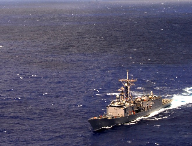 Navy to Send Ship on Drug Patrols After Four-Month Hiatus