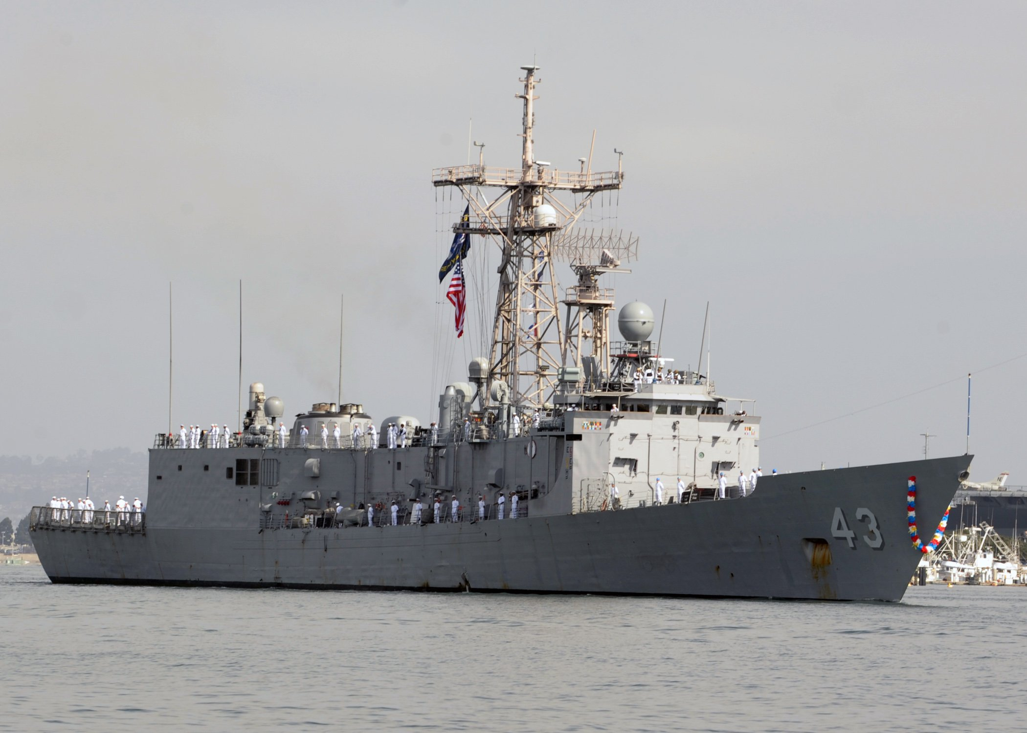 Navy To Decommission 7 Frigates Mcm And Ssn Usni News