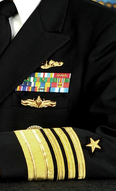 Document: Navy to Reduce Admirals by 34