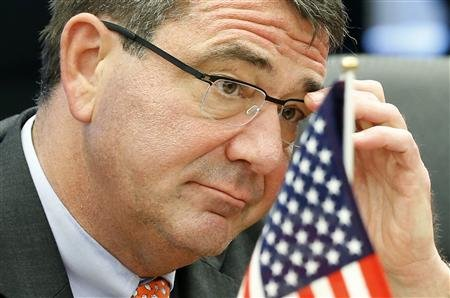 Pentagon's Carter: Choices Made Under Sequestration Are 'Dumb'