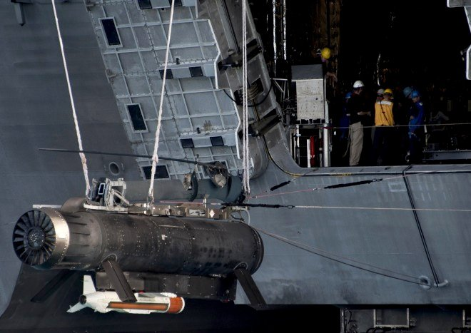 Navy's Remote Minehunting System Officially Canceled, Sonar May Live On